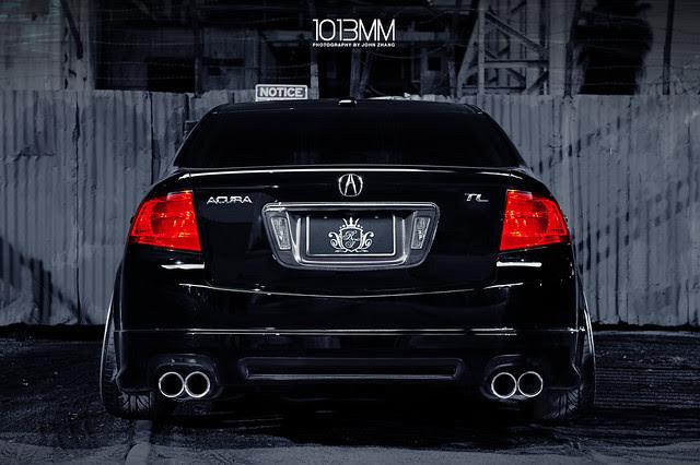 Romeo's Acura TL
