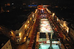 Christmas market, overview