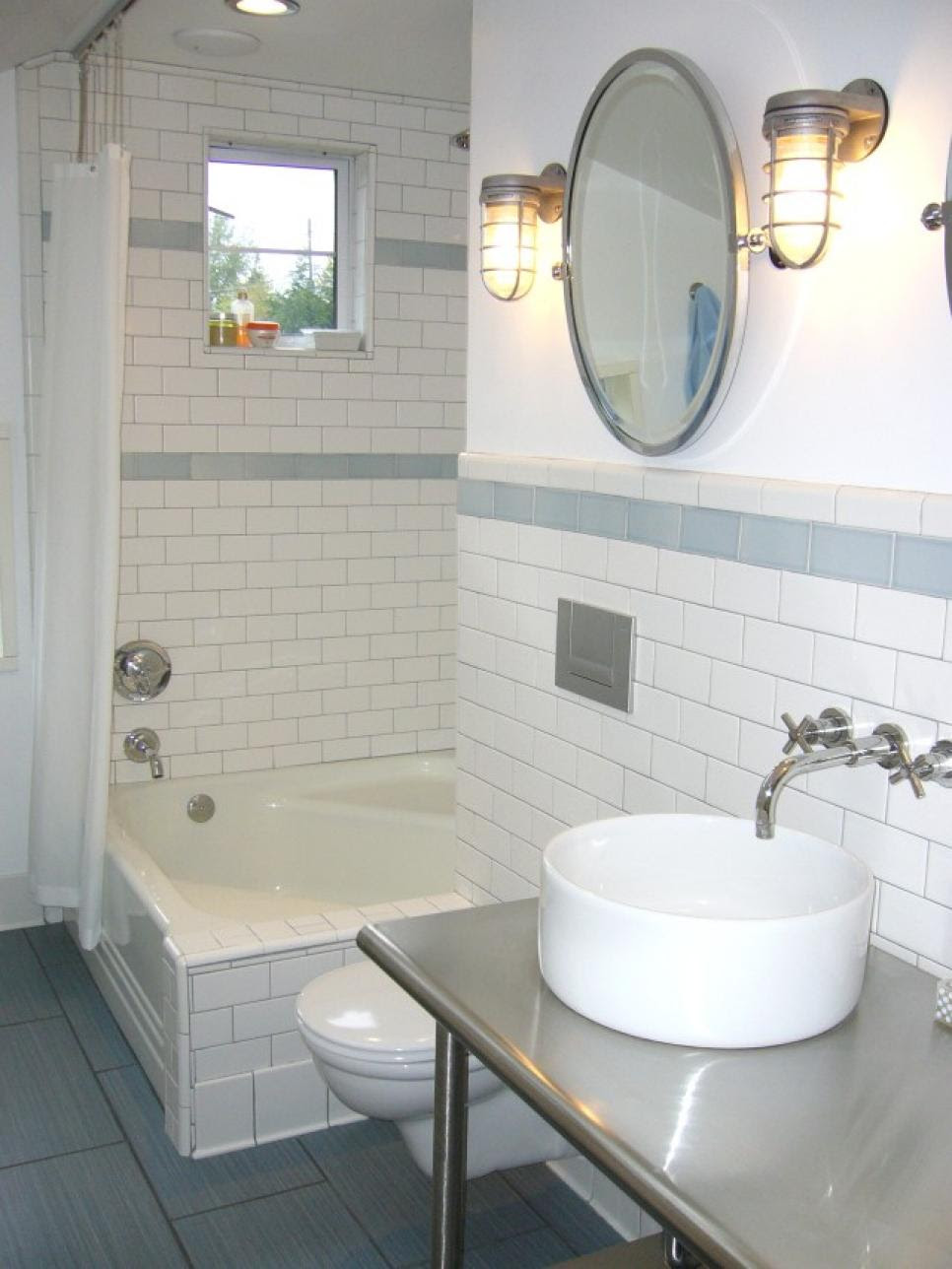 Beautiful Bathroom Redos on a Budget | DIY