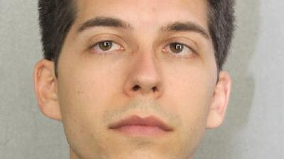 Jonathan Lee Eubanks, 29, of Davie, was sentenced to seven years in federal prison for breaking into