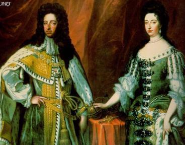 William III and Mary II of England, Scotland and Ireland