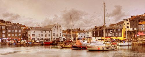 Mevagissey, Cornwall.