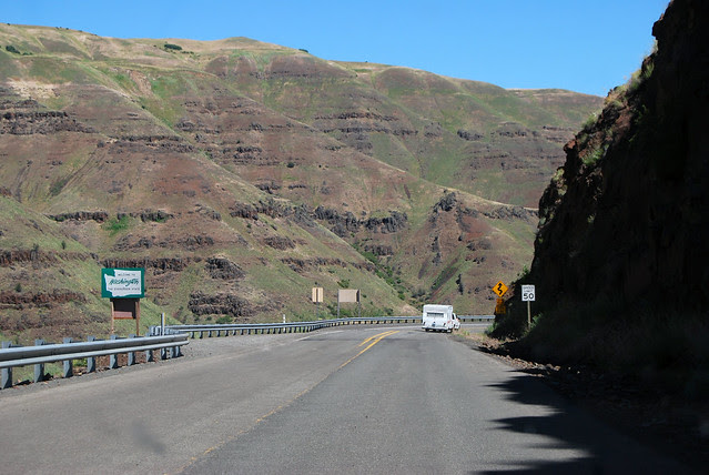 SR 129 @ Oregon