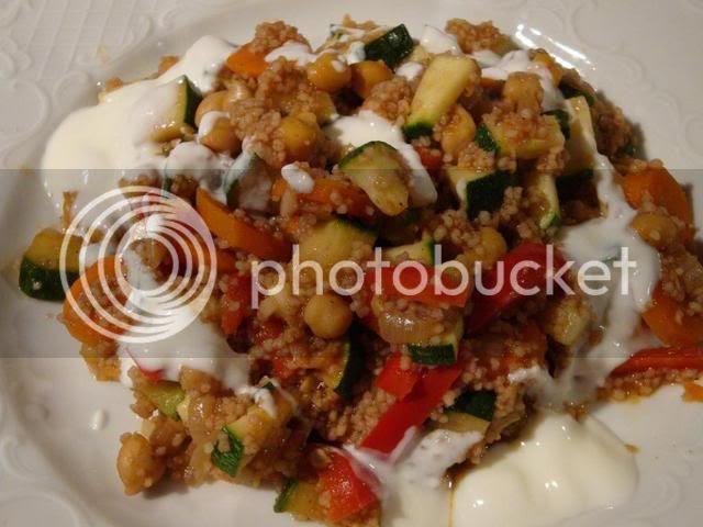 Couscous Gemüse