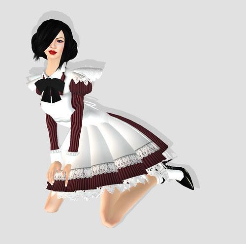 Free maid dress