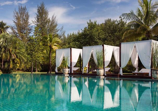 Tailândia pra relaxar (Foto: Reprodução)