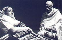 Mahatma versus Gandhi