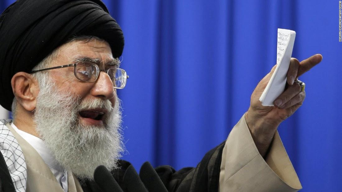 Resultado de imagem para Ali Khamenei israel