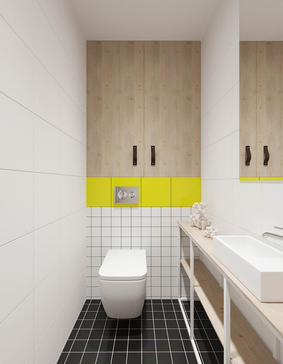 11 Modern Minimalist Style Bathrooms