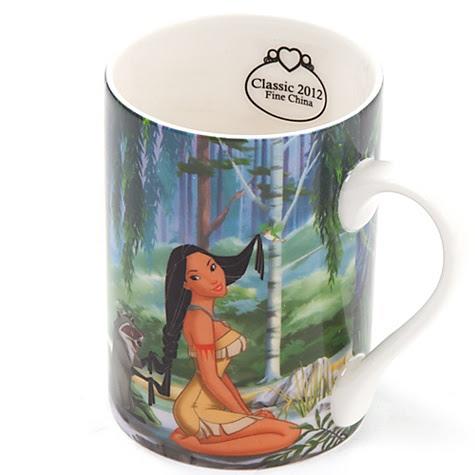 Pocahontas - Klassischer Becher