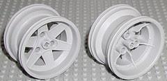 44772 Wheel 56mm D. x 34mm Technic Racing Medium