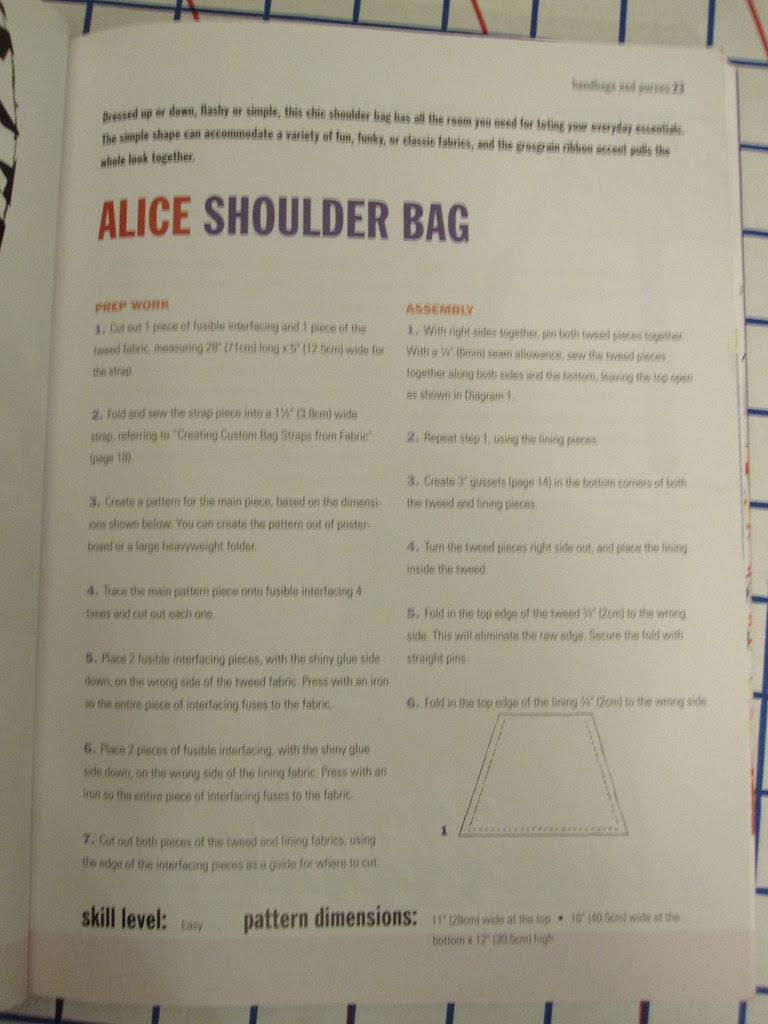 Bag Bazaar instructions