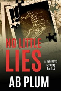No Little Lies by A.B. Plum