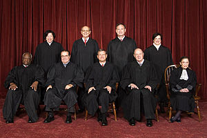 The United States Supreme Court, the highest c...