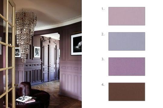Boiserie c colori colori colori per l 39 arredamento for Colori per arredamento