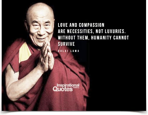 Dalai Lama Quotes Inspirationalquotesgallery