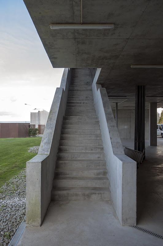 Brufe, Centro Social. Imago