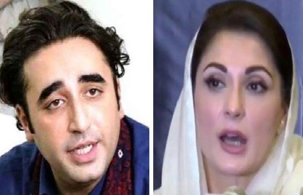 PTI won through rigging in Kashmir elections: allege Bilawal,Maryam | Daily Pakistan