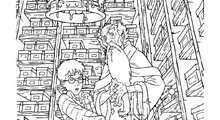 Harry Potter Coloring Book Online