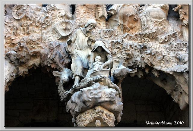Nacimiento de la Sagrada Familia
