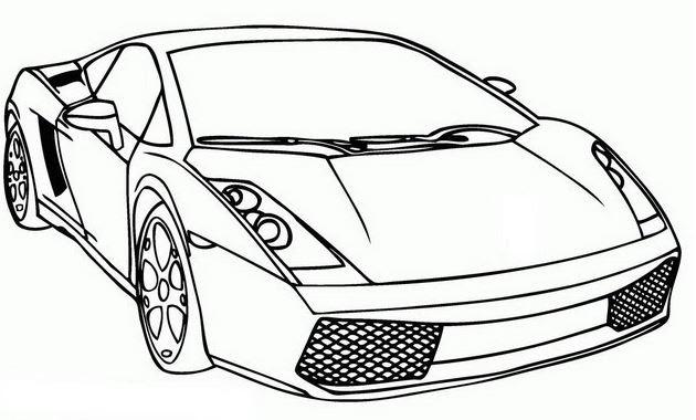 Imágenes De Dibujos De Carros Imágenes