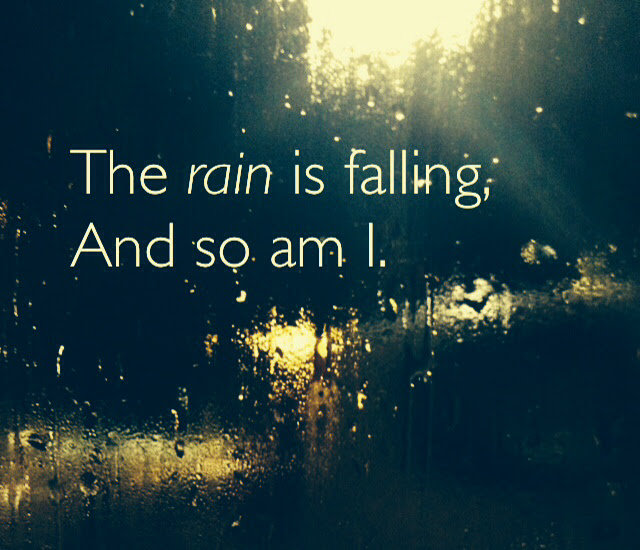 Quotes About Alone In The Rain 25 Quotes