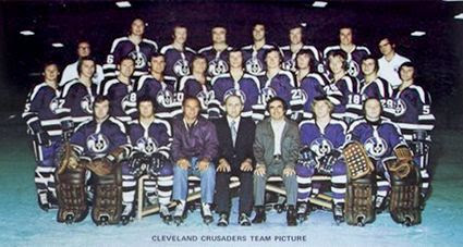 1974-75 Cleveland Crusaders team, 1974-75 Cleveland Crusaders team