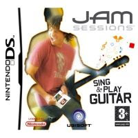 Cover: Jam Sessions for Nintendo DS
