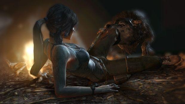 No plans for single-player Tomb Raider DLC screenshot