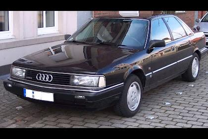 Audi 100 Quattro Tuning