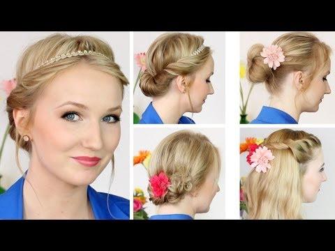 Frisuren Für Lange Haare Im Alltag Alice Blog Frisuren Für Langes Haar