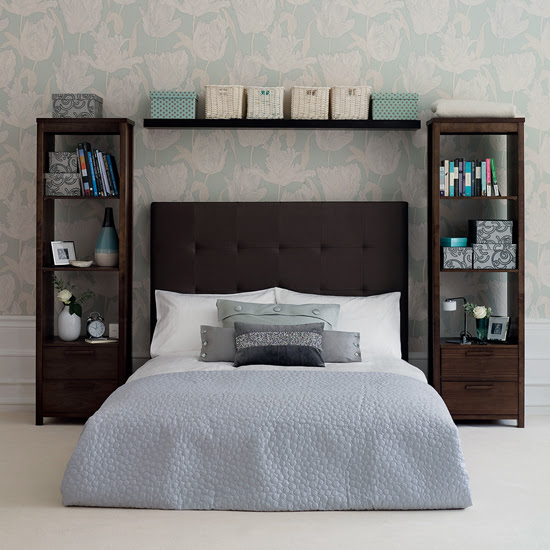 Replace Bedside Tables With Alpha Glamorous Favorite Five Storage Ideas