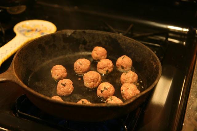 oliver's meatballs
