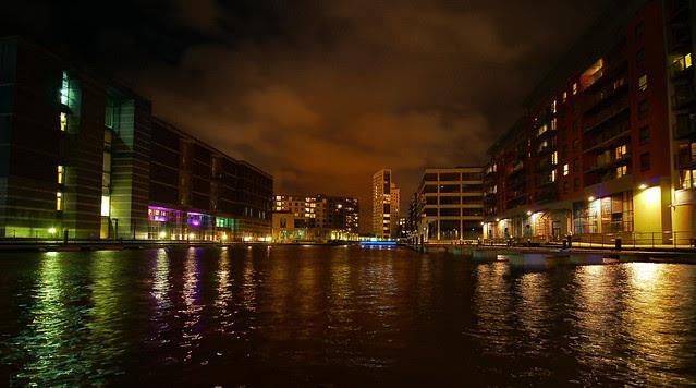 Clarence Dock , Leeds