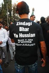 Zindagi Aur Akhrat Tak Ya Hussain by firoze shakir photographerno1