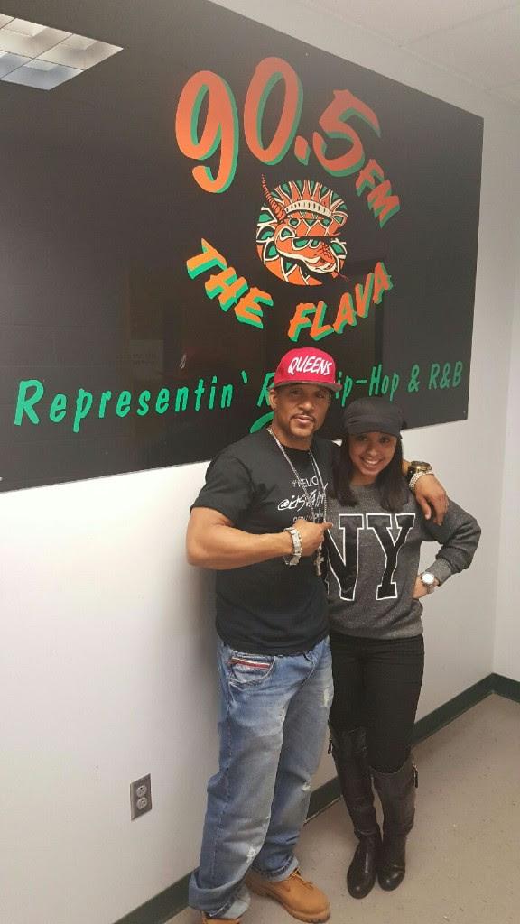 V.A.I.N. at FAMU's 90.5FM - The Flava