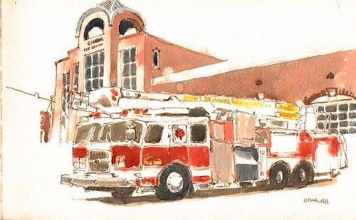 St. John's Fire Dept