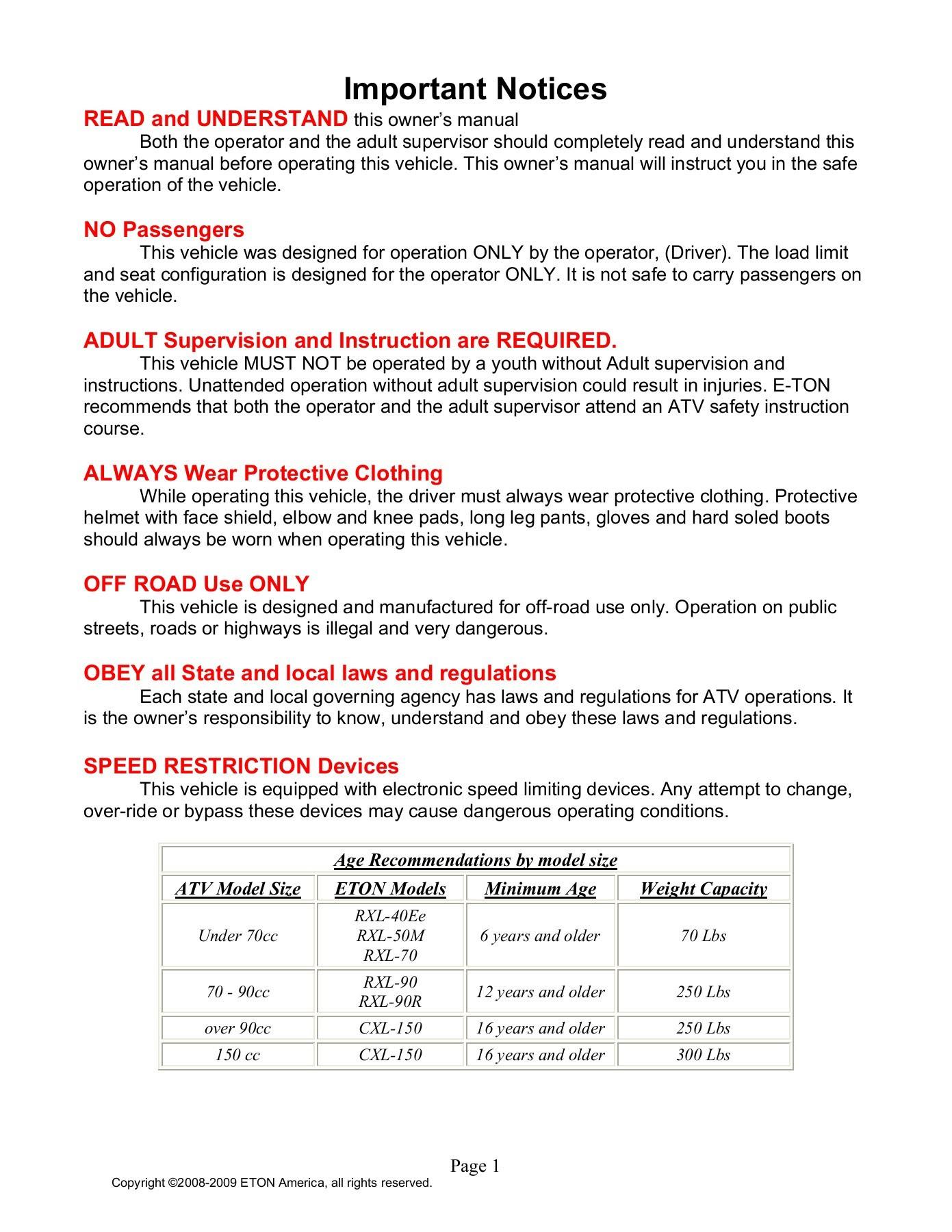 90cc Atv Wiring Schematic