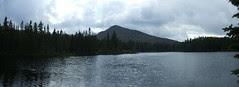 Unknown Pond Panorama