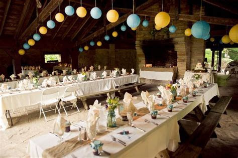 Brown County State Park reception   Venues & menus