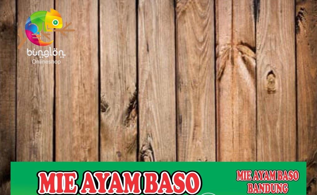 Contoh Banner Mie Ayam - kumpulan contoh spanduk