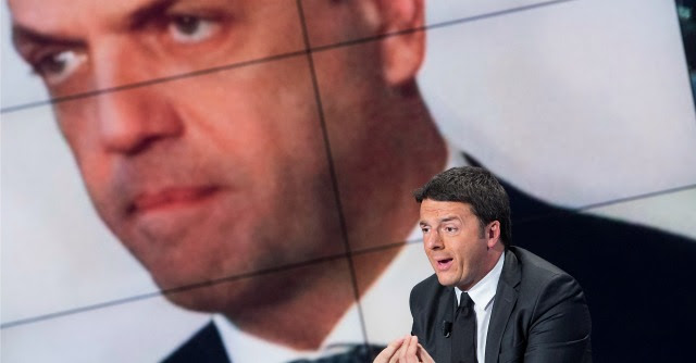 """Renzi: """"Nulla in comune con Letta e Alfano. Ora da chiacchiere a cose scritte"""""""