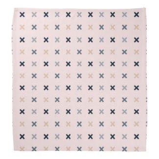 Batsu X Pattern Pink
