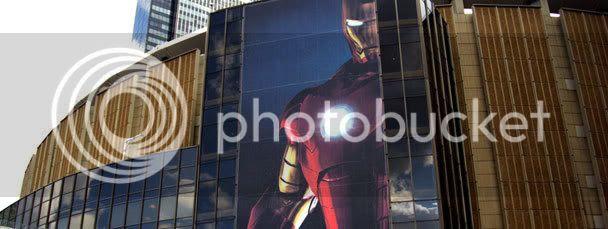 Homem de Ferro em NY