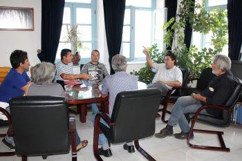 Η Λαϊκή Επιτροπή Κωμιακής έλυσε την κατάληψη μετά τις δεσμεύσεις του δημάρχου