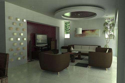 Pon linda tu casa decoraci n de interiores for Paginas de decoracion de interiores de casas