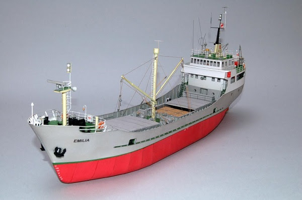 Cargo Ship Plans Archives - Free Ship Plans