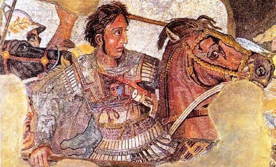 1 Ο σύγχρονος «Ιντιάνα Τζόουνς» αναζητεί τον Μ. Αλέξανδρο