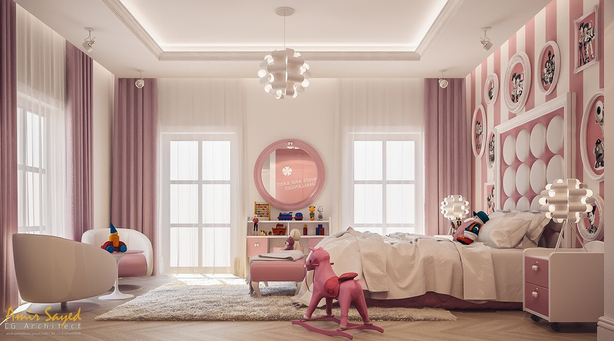 28 Creative Kids Bedrooms With Fun Themes
