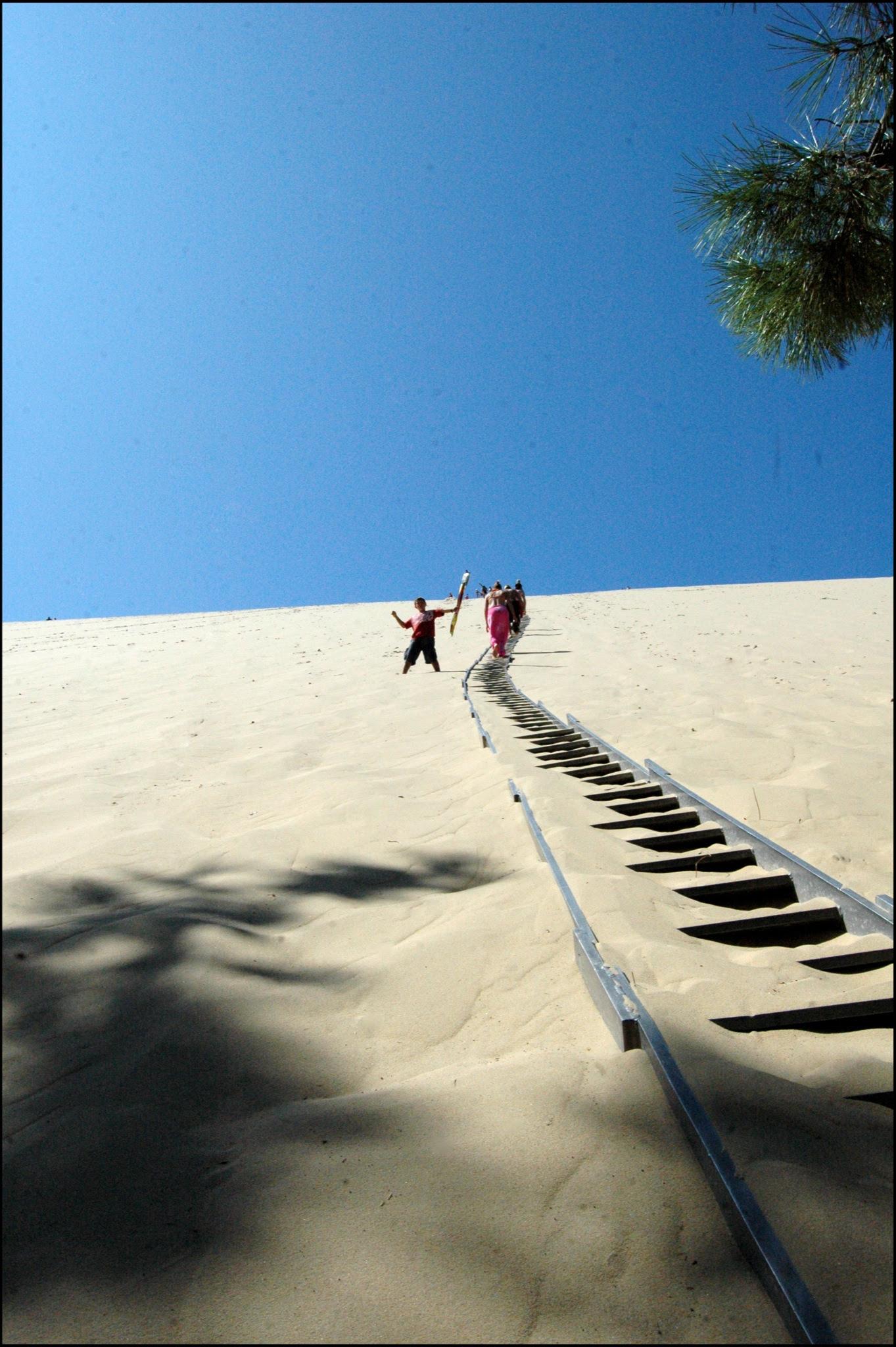 8YLEc Dune de Pyla   A new Sahara desert being born   in France! [30 pics]